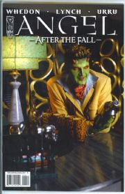 Angel After The Fall #6 1:10 Retail Incentive Photo Variant RI Season 6 IDW Comics US Import